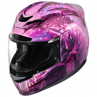 Casque Integral ICON Airmada Sweet Dreams Pink