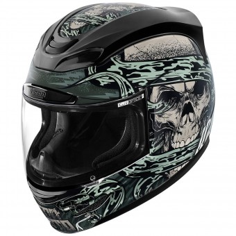 Casque Integral ICON Airmada Vitriol Grey