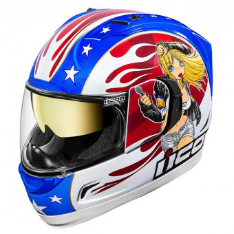 Casque Integral ICON Alliance GT DC18 Glory