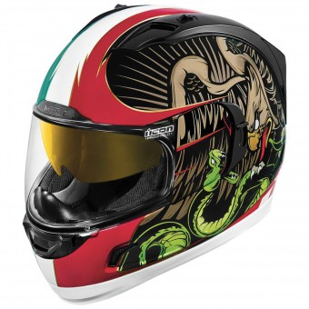 Casque Integral ICON Alliance GT La Bandera