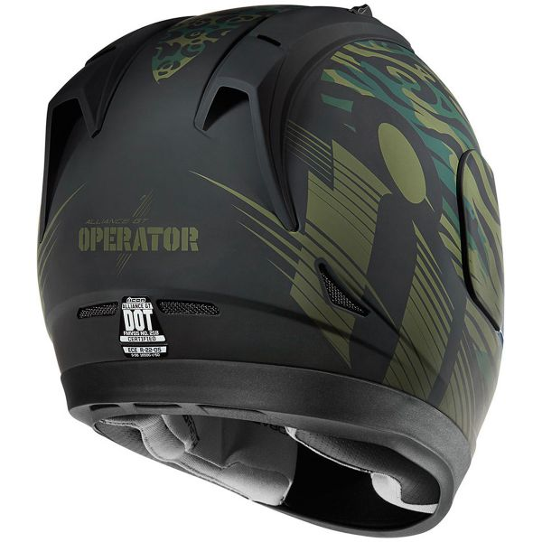 ICON Alliance GT Operator Green