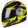 Casque Integral Stormer Area Mix Fluo