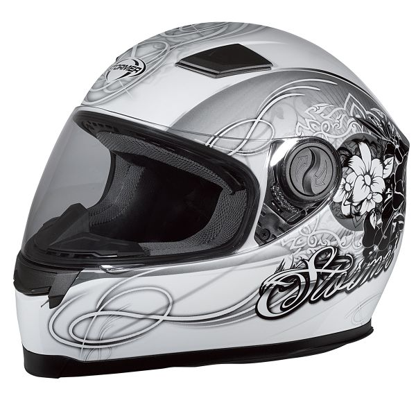 Casque Integral Stormer Area Glam's