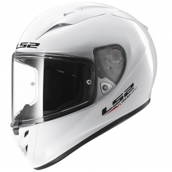 Casque Integral LS2 Arrow R White FF323