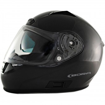 Casque Integral LEM Bora Black