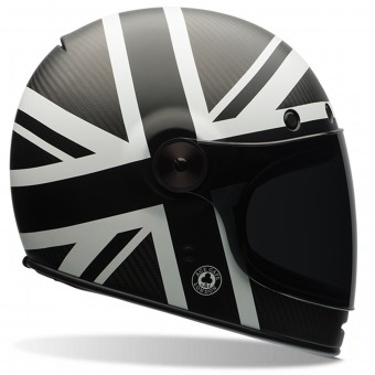 Casque Integral Bell Bullitt Carbon Ace Black Jack