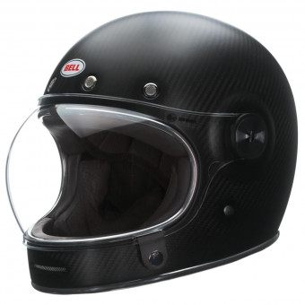 Casque Integral Bell Bullitt Carbon Solid Matte Black
