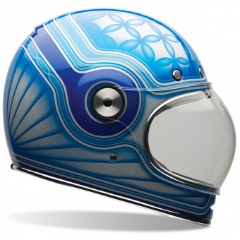 Casque Integral Bell Bullitt Chemical Candy Blue