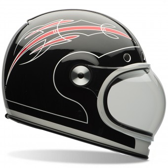 Casque Integral Bell Bullitt Skratch Black Red