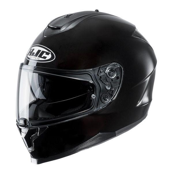 Casque Integral HJC C70 Metal Black