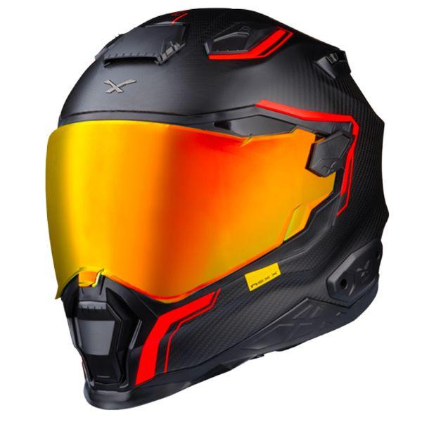 Nexx X.WST2 Carbon Zero 2 Red Matt