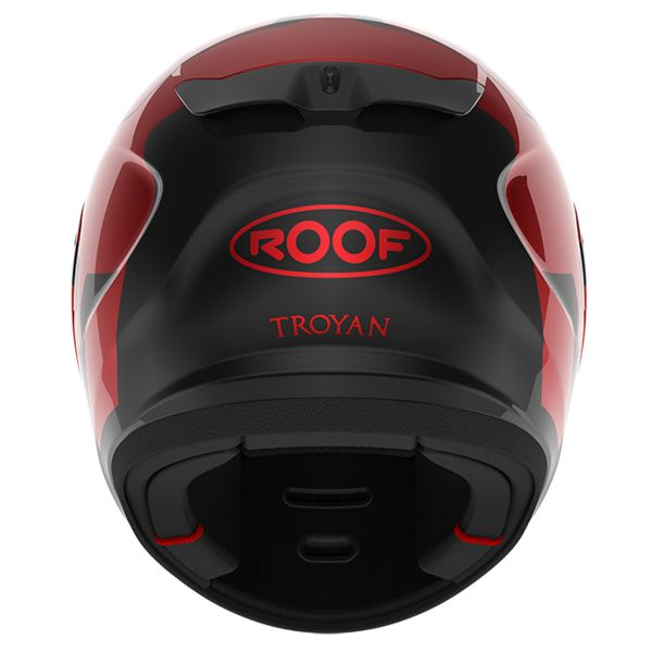 Roof RO200 Troyan Red Black