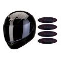 Pack Exo 390 Black + Bandes Réflechissantes iCasque Noires