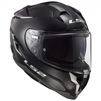Casque Integral LS2 Challenger Solid Black FF327