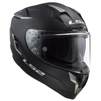 Casque Integral LS2 Challenger Solid Matt Black FF327