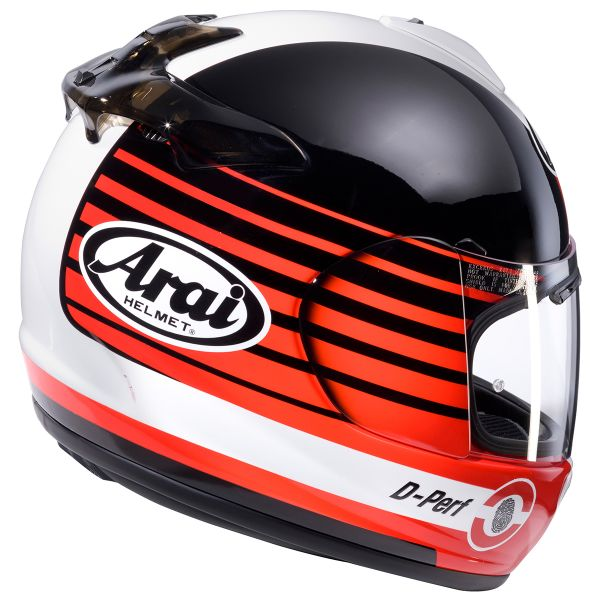 Arai Chaser V Page Red