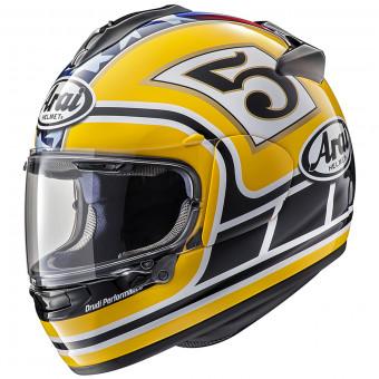 Casque Integral Arai Chaser X Edwards Legend Yellow