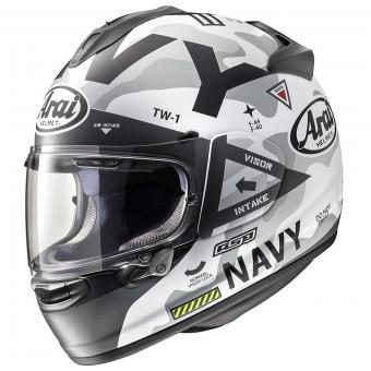 Casque Integral Arai Chaser X Navy White
