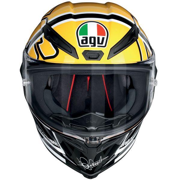 AGV Corsa R Top Rossi Goodwood