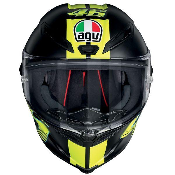 AGV Corsa R Top VR46 Matt Black