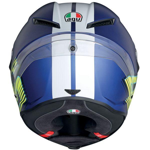 AGV Corsa R Top VR46 Matt Blue