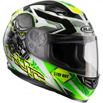 Casque Integral HJC CS-15 Rafu MC4H