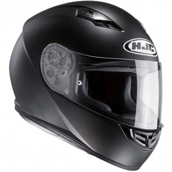 Casque Integral HJC CS-15 Semi Mat Black