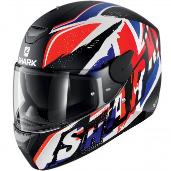 Casque Integral Shark D-Skwal Ujack WBR