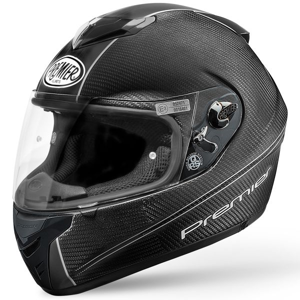 Casque Integral Premier Dragon Evo T Carbon BM Mat