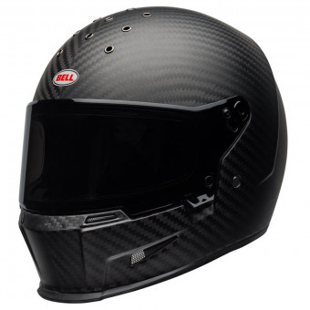 Casque Integral Bell Eliminator Carbon Solid Matte Black