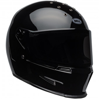Casque Integral Bell Eliminator Solid Black