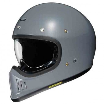 Casque Integral Shoei Ex-Zero Basalt Gris