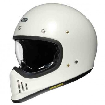 Casque Integral Shoei Ex-Zero Blanc