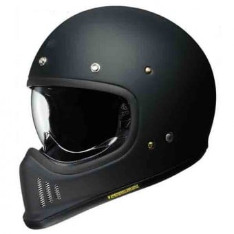Casque Integral Shoei Ex-Zero Noir Matt
