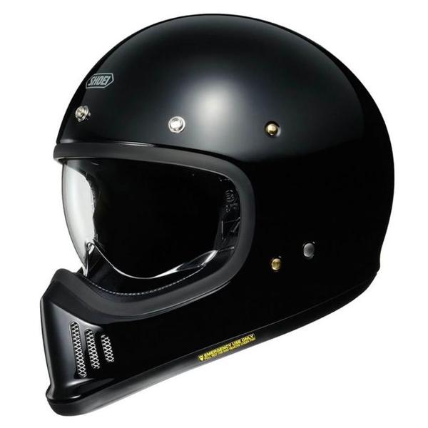 Casque Integral Shoei Ex-Zero Noir