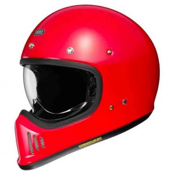 Casque Integral Shoei Ex-Zero Rouge
