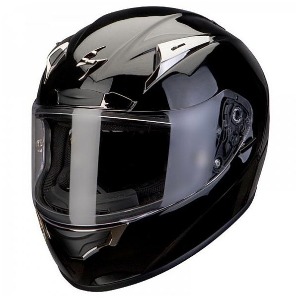 Casque Integral Scorpion EXO 2000 Evo Air Noir