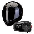 Pack Exo 390 Black + Kit Bluetooth Sena 5S Solo