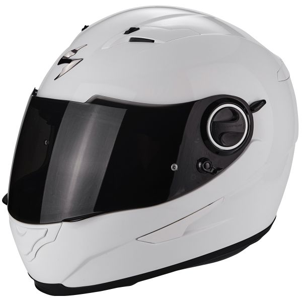 Casque Integral Scorpion Exo 490 White