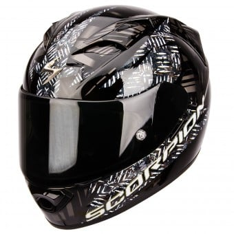 Casque Integral Scorpion EXO 1200 Air Rust Noir Marron