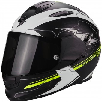 Casques - best-sellers 2019 Scorpion Exo 510 Air Cross Matt Black Neon Yellow