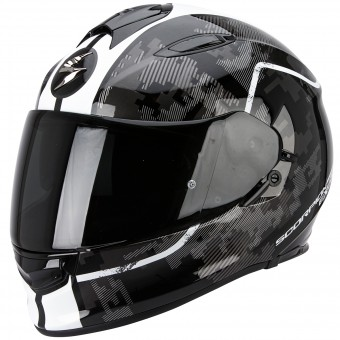 Casque Integral Scorpion Exo 510 Air Guard Black White