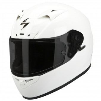 Casque Integral Scorpion EXO 710 Air Blanc