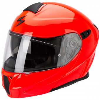 Casque Modulable Scorpion Exo 920 Neon Red