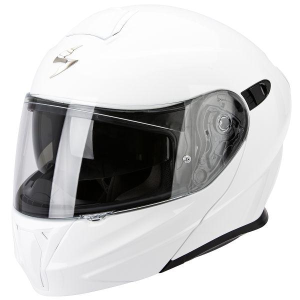 Casque Modulable Scorpion Exo 920 White