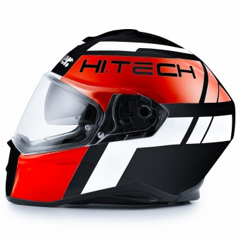 Casque Integral Blauer Force One 800 Black Red White