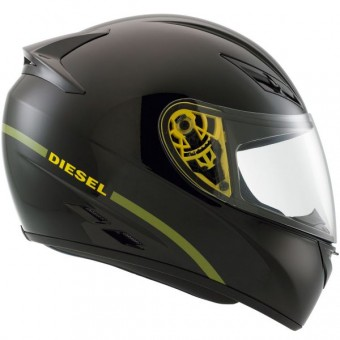 Casque Integral Diesel Full-Jack Noir