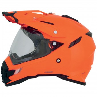 Casque Integral AFX FX-41DS Safety Orange