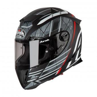 Casque Integral Airoh GP500 Drift Noir