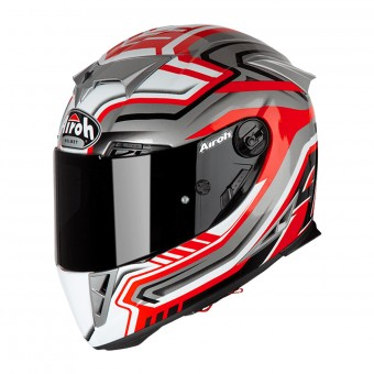 Casque Integral Airoh GP500 Rival Rouge